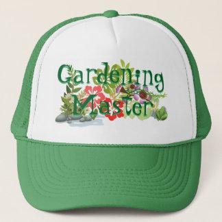 Casquette principal de jardinage de camionneur !