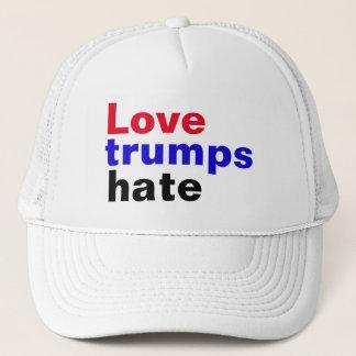 Casquette Pro haine d'atouts d'amour de Hillary