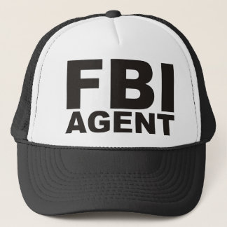 Casquette Produits et conceptions de FBI !