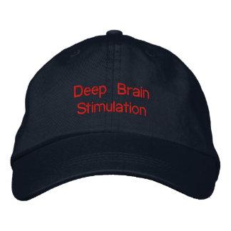 Casquette profond de stimulation de cerveau