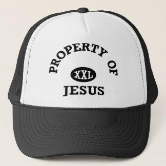 Casquette Propriété des cadeaux chrétiens d'habillement de