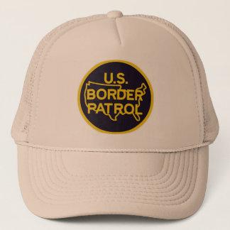 Casquette protection de frontière de patrouille de frontière