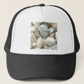 Casquette puces de roche et de pierre