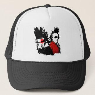 Casquette Punk de Mozart Beethoven