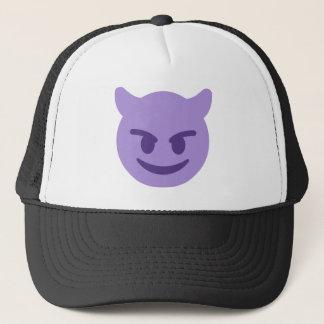 Casquette Purple Devil Emoji