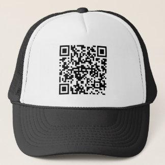 Casquette QR-Code Basecap