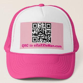 Casquette QRC à eZaZZleMan.com - casquette/casquette de la