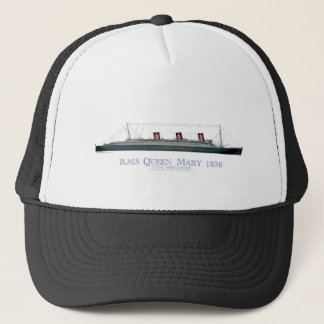 Casquette Queen Mary 1936 1
