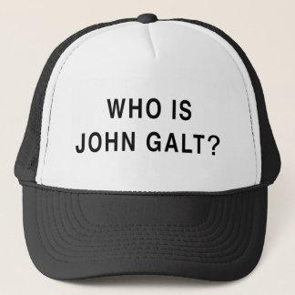 Casquette Qui est John Galt ?