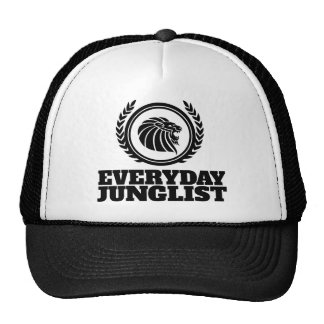Casquette quotidien de Junglist - tambour de DNB e