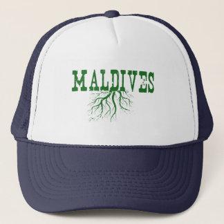 Casquette Racines des Maldives