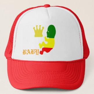 CASQUETTE RASTA BABY ROYAL