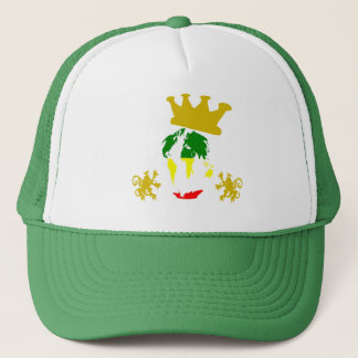 CASQUETTE RASTA WORLD JAH