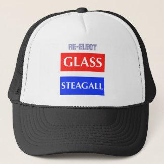 Casquette RÉÉLISEZ Steagall en verre