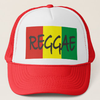 Casquette Reggae