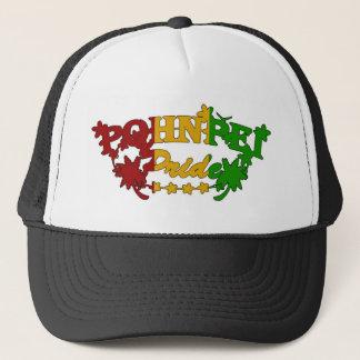 Casquette Reggae de Pohnpei