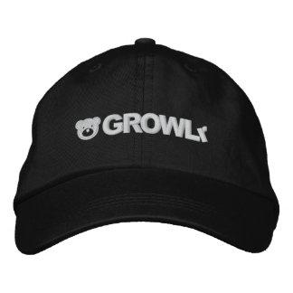 Casquette réglable de GROWLr