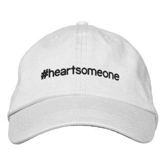 Casquette réglable de #HEARTSOMEONE