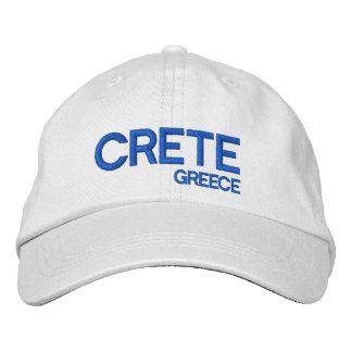 Casquette réglable de la Grèce Crete*