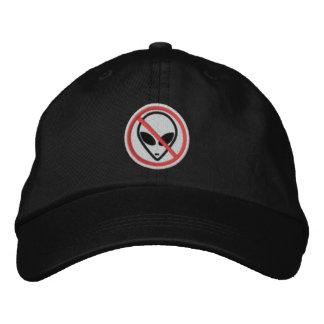 Casquette réglable de résistance étrangère casquette brodée