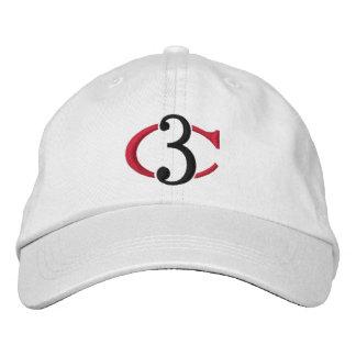 Casquette réglable personnalisé par C3