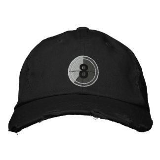 Casquette réglable personnalisé par compte à casquette brodée