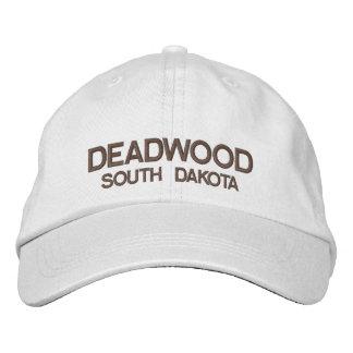 Casquette réglable personnalisé par Dakota du Sud