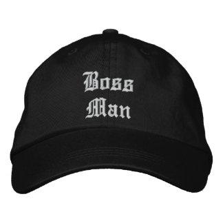 Casquette réglable personnalisé par homme de casquette brodée