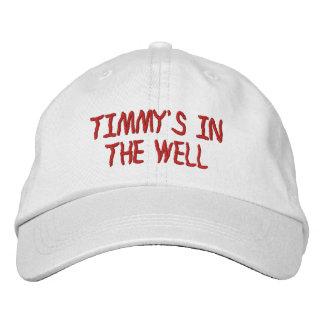 Casquette réglable personnalisé - TIMMY DANS le