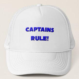 Casquette Règle de capitaines !