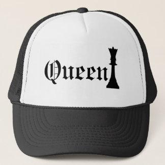 Casquette Reine d'échecs
