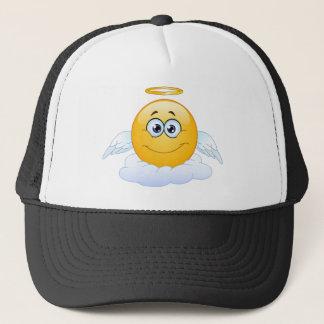 Casquette Repos dans l'ange Emoji de ciel de DÉCHIRURE de