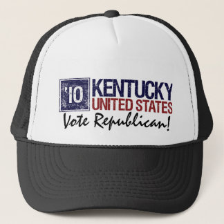 Casquette Républicain de vote en 2010 - Kentucky vintage