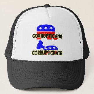 Casquette Républicain Démocrate de Corrupticans