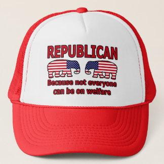 Casquette républicain rouge de Covention