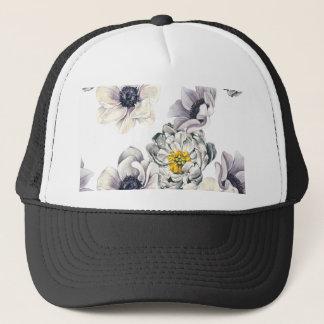Casquette Ressort frais de fleur d'anémone florale de