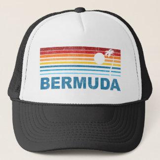 Casquette Rétro palmier Bermudes