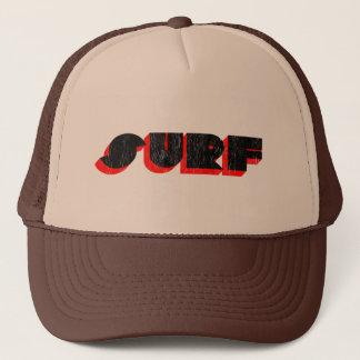 Casquette rétro surf