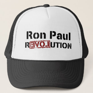 Casquette Révolution de Ron Paul