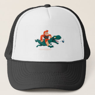 Casquette Rex-bande dessinée Bigfoot de la Bigfoot-bande