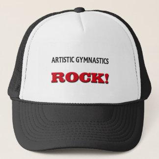 Casquette Roche artistique de gymnastique