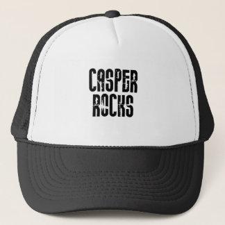 Casquette Roches de Casper Wyoming