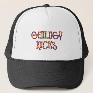 Casquette Roches de géologie