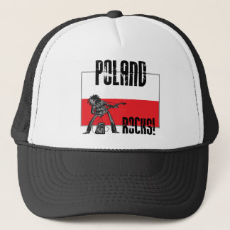 Casquette Roches de la Pologne