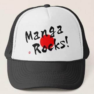Casquette Roches de Manga !