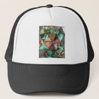 Casquette Roches de triangle