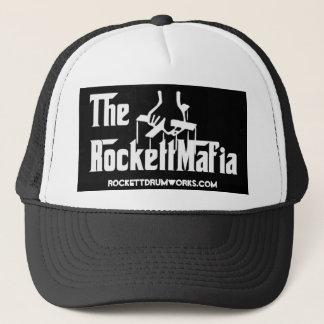 Casquette rockettMafia, rockettdrumworks.com