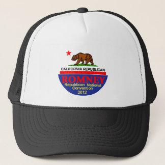 Casquette Romney la CALIFORNIE RNC