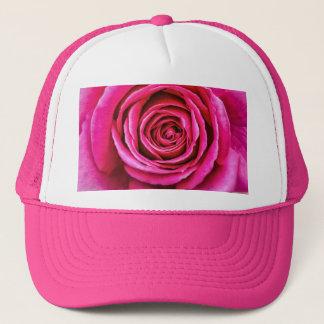 Casquette Rose de roses indien