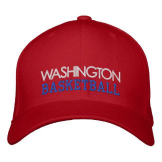 Casquette rouge de basket-ball de WASHINGTON